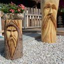 Holzschnitzerei Tirol 4