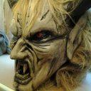 Masken aus Holz 1