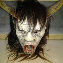 Masken aus Holz 2