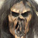 Masken aus Holz 8