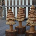Holzschnitzerei Tirol 1