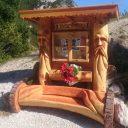 Holzschnitzerei Tirol 7