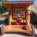 Holzschnitzerei Tirol 8