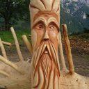 Holzschnitzerei Tirol 11
